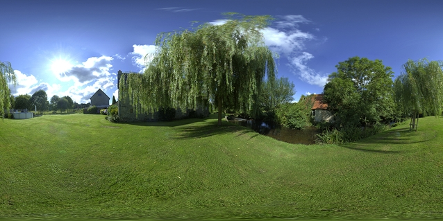 Country grounds hdri pack panocapture for Country garden 6 pack
